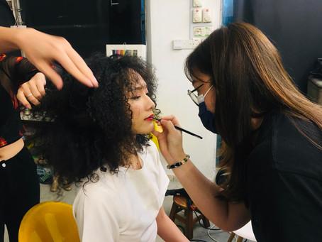 彩妆造型师拍摄场合时最怕遇到的头痛事情