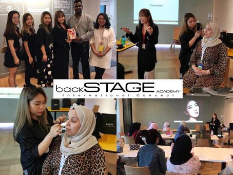三八妇女节之基础保养与彩妆分享活动
