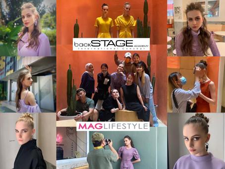 Discover Maglifestyle Resort 2021线上时装秀预告影片拍摄