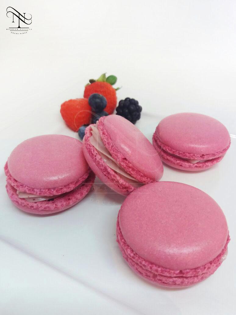 Macarons - Diversos sabores e cores
