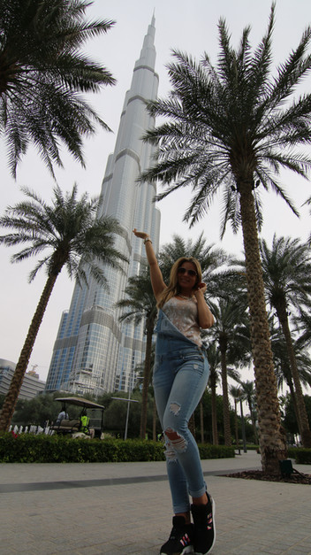 First Time in Dubai