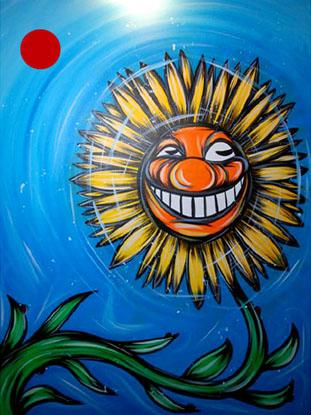 The Sun Flower