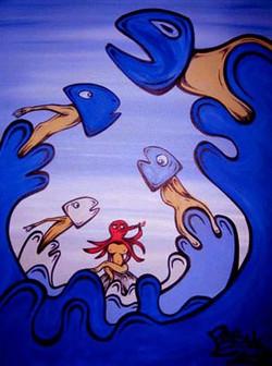 Mermaid & Mermen)