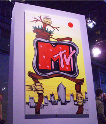 MTV ART BATTLE