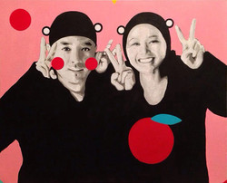Mr & Mrs. Kumamon
