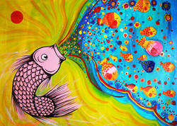 Dreaming Fishes