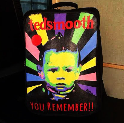 Ted Smooth Dj Bag