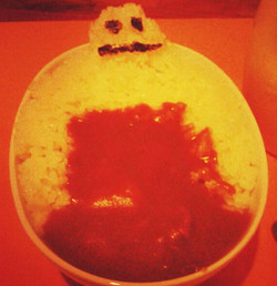 Hot Spa Curry