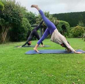 Yoga with Josie
