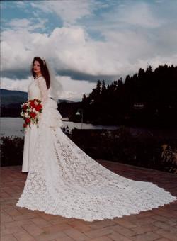 ICICI Wedding Gown