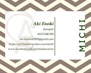 ロゴとビジネスカード制作