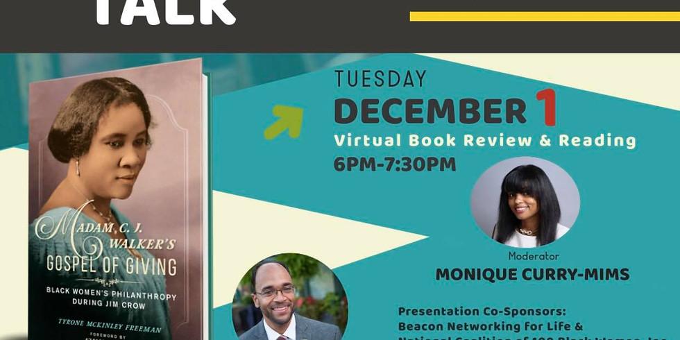 Book Talk: Madam C.J. Walker's Gospel of Giving