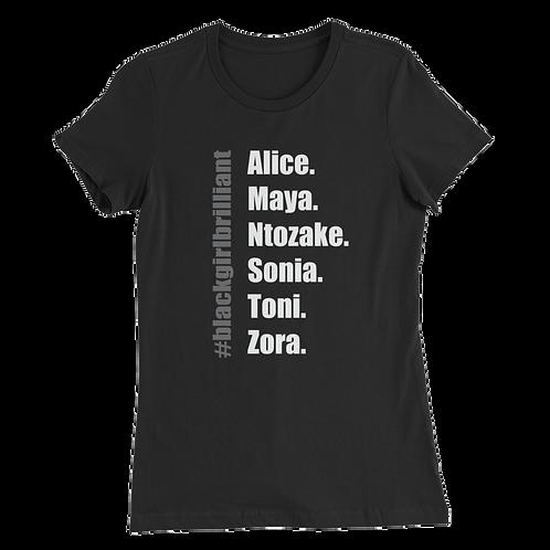 Black Girl Brilliant Authors