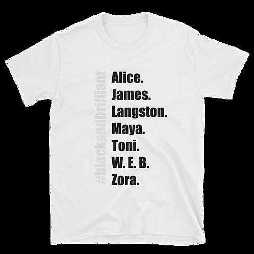Black and Brilliant Authors