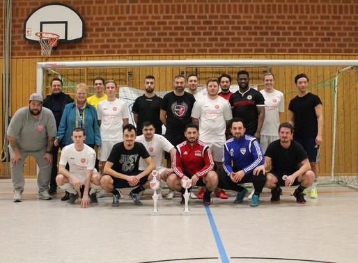 3. Indoor-Cup erneut ein voller Erfolg