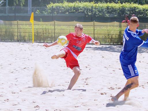 Beach Boyz wollen in Düsseldorf punkten