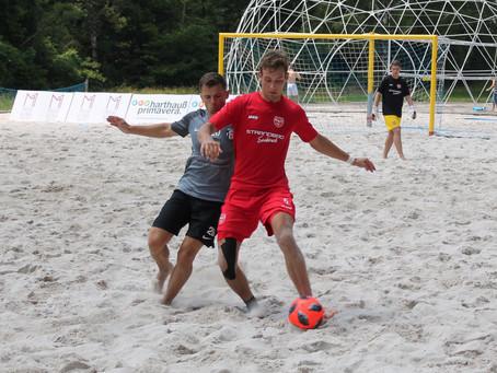 Erfolgreiche erste Saison für Beach Boyz