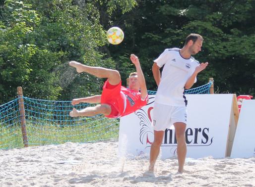 Beach Boyz fahren ambitioniert nach Hamburg