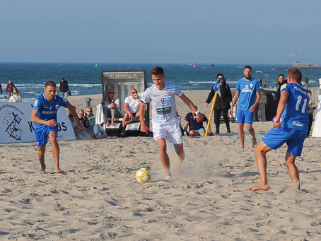 Beach Boyz zeigen starke Leistungen an der Ostsee
