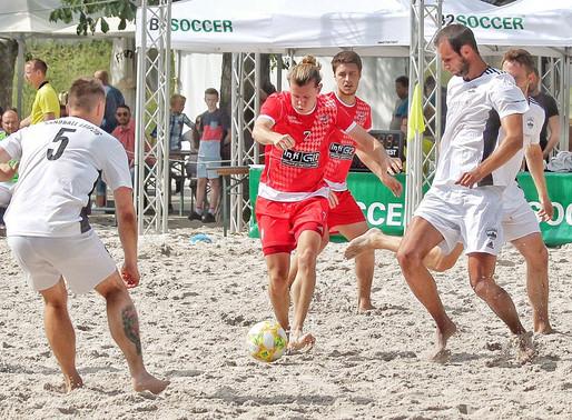 Beach Boyz feiern ersten Saisonsieg