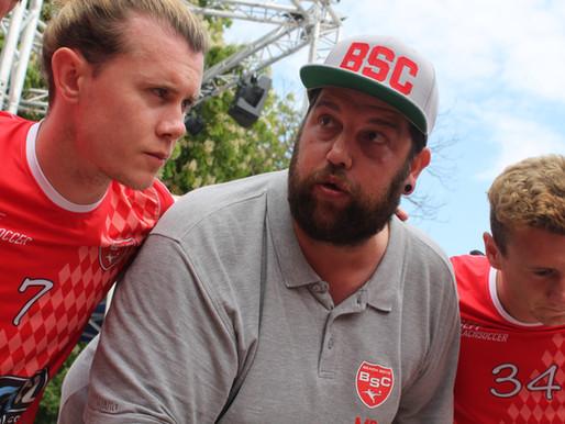 BSC-Coach Brandlmaier im Interview vor dem Saisonstart