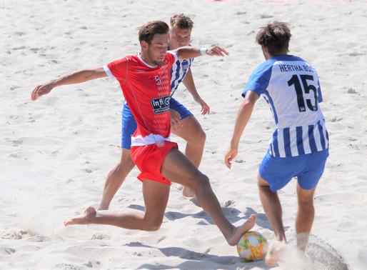 Letzter Spieltag: Alles möglich für die Beach Boyz
