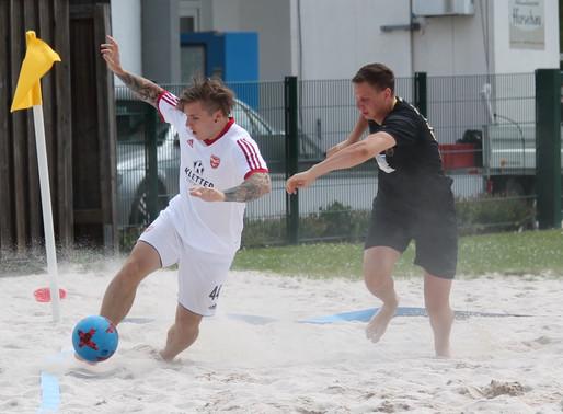 Beach Boyz starten in Bundesliga-Saison