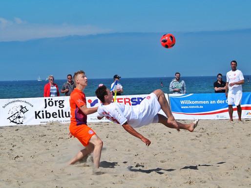 Lehrreicher Bundesliga-Start für Beach Boyz