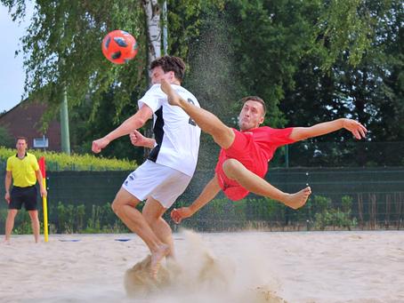 HSV-Wintercup: Erster Härtetest für Beach Boyz