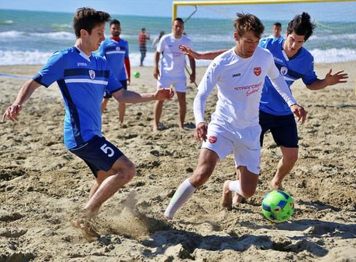 Beach Boyz mit schweren Aufgaben am 1. Spieltag