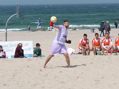 Heimspieltag: Beach Boyz mit zwei schweren Aufgaben