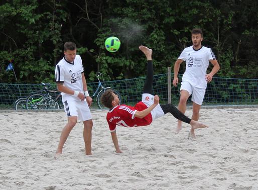 Erfolgreicher Test für Beach Boyz