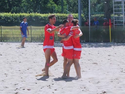 Beach Boyz sammeln nächsten drei Punkte