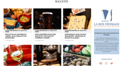 Articles for La Box Fromage