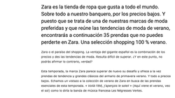 Articles for Fashion Colombia