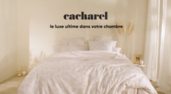 Text for Cacharel bed linen video