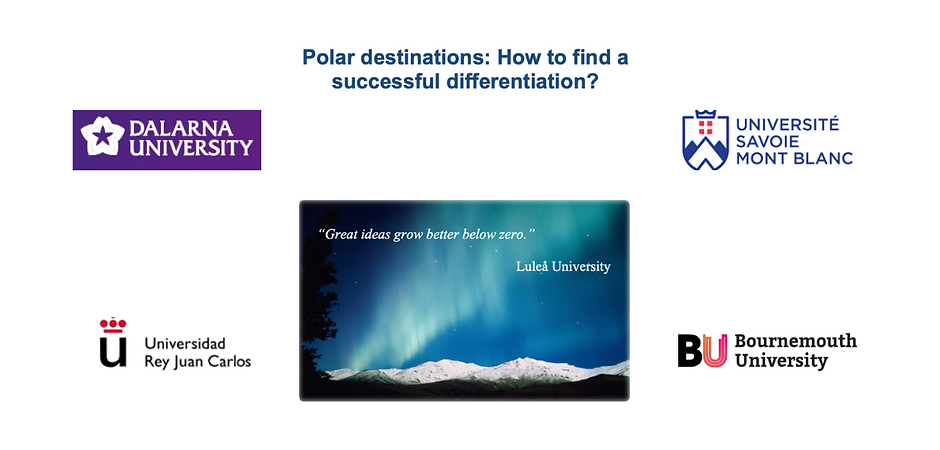 thesis on polar tourism