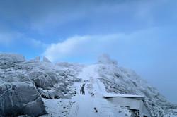 Mt. Haldde, Norway