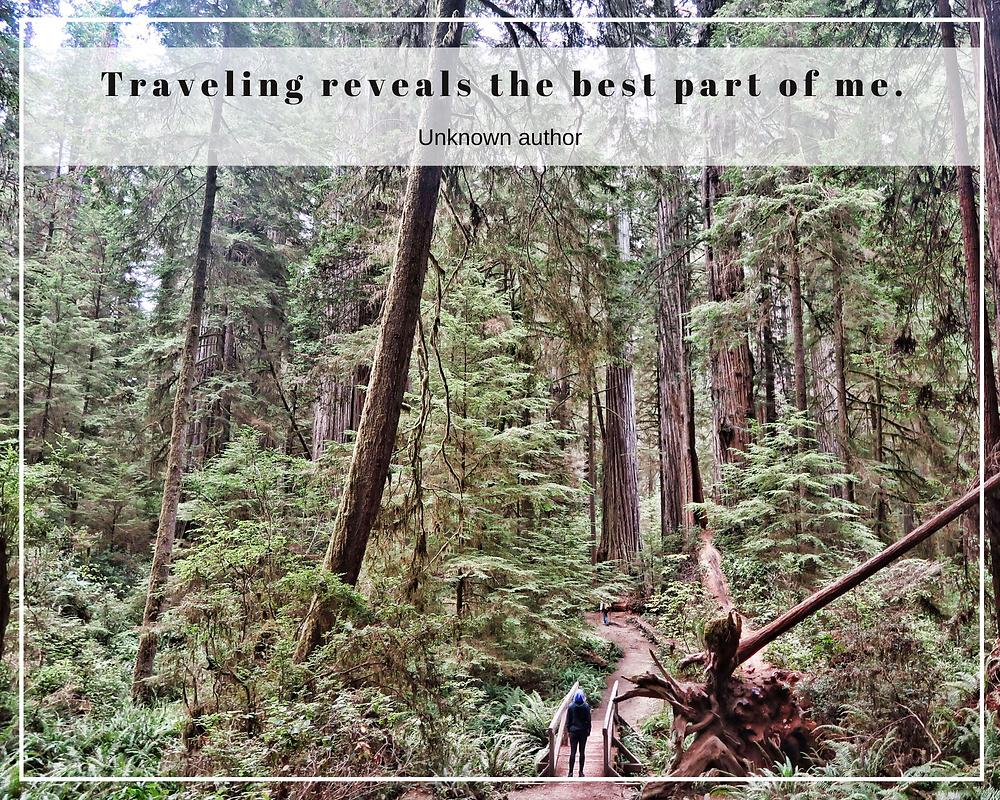 Redwood, Californie