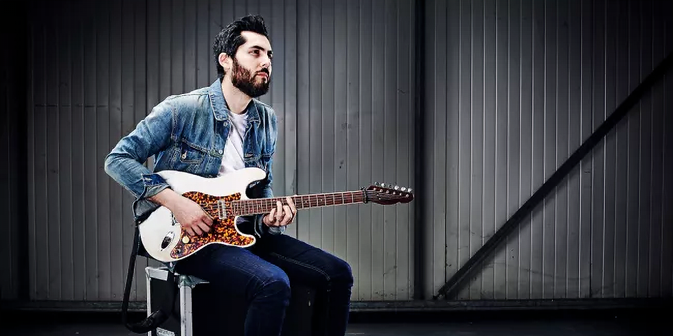 In Time with Ariel Posen: Slide guitar, localised styles & upbringing