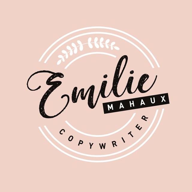 Emilie Mahaux Copywriter