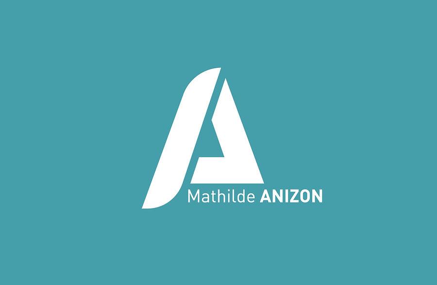 logotype avocate mathilde anizon