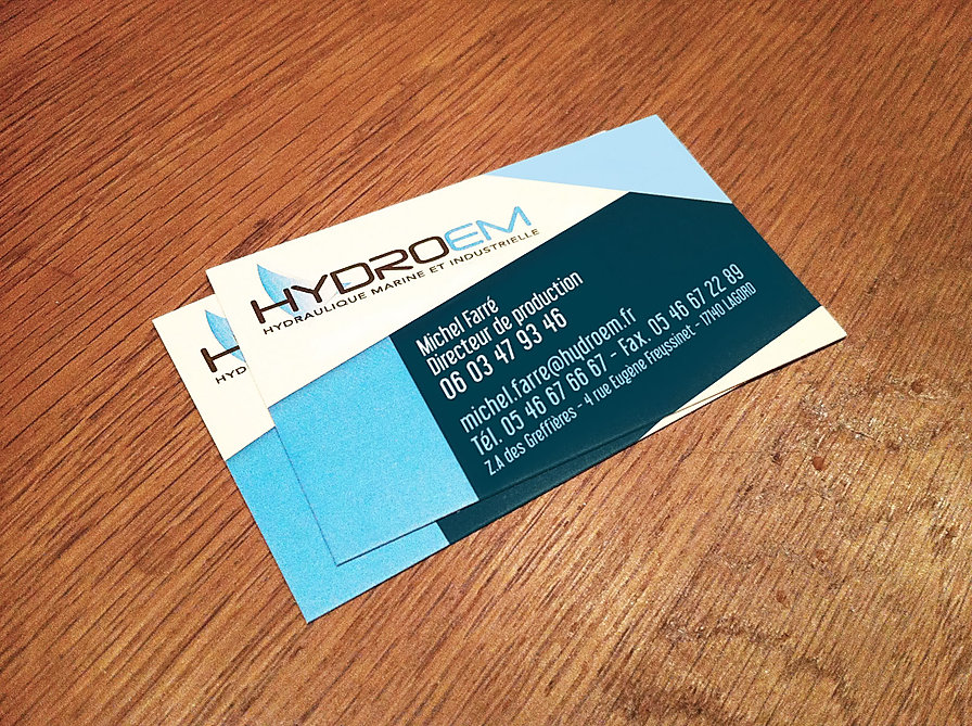 carte visite hydroem