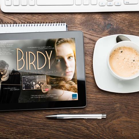 Artiste Birdy