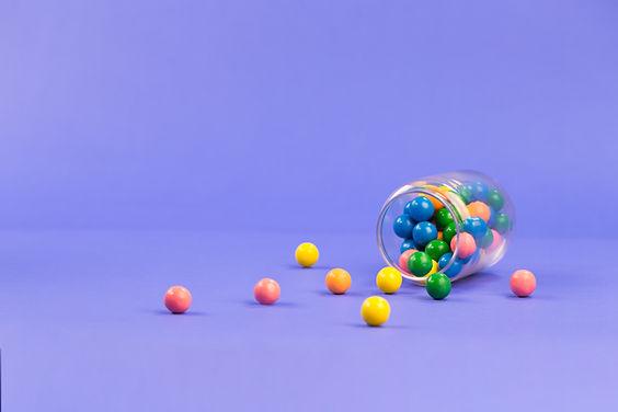 糖果走出罐
