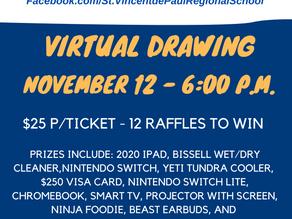 Super Raffle 11/12 - Get Your Ticket!