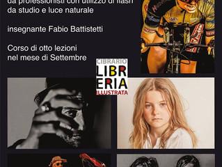 Corso di fotografia creativa L'ARTE DEL RITRATTO