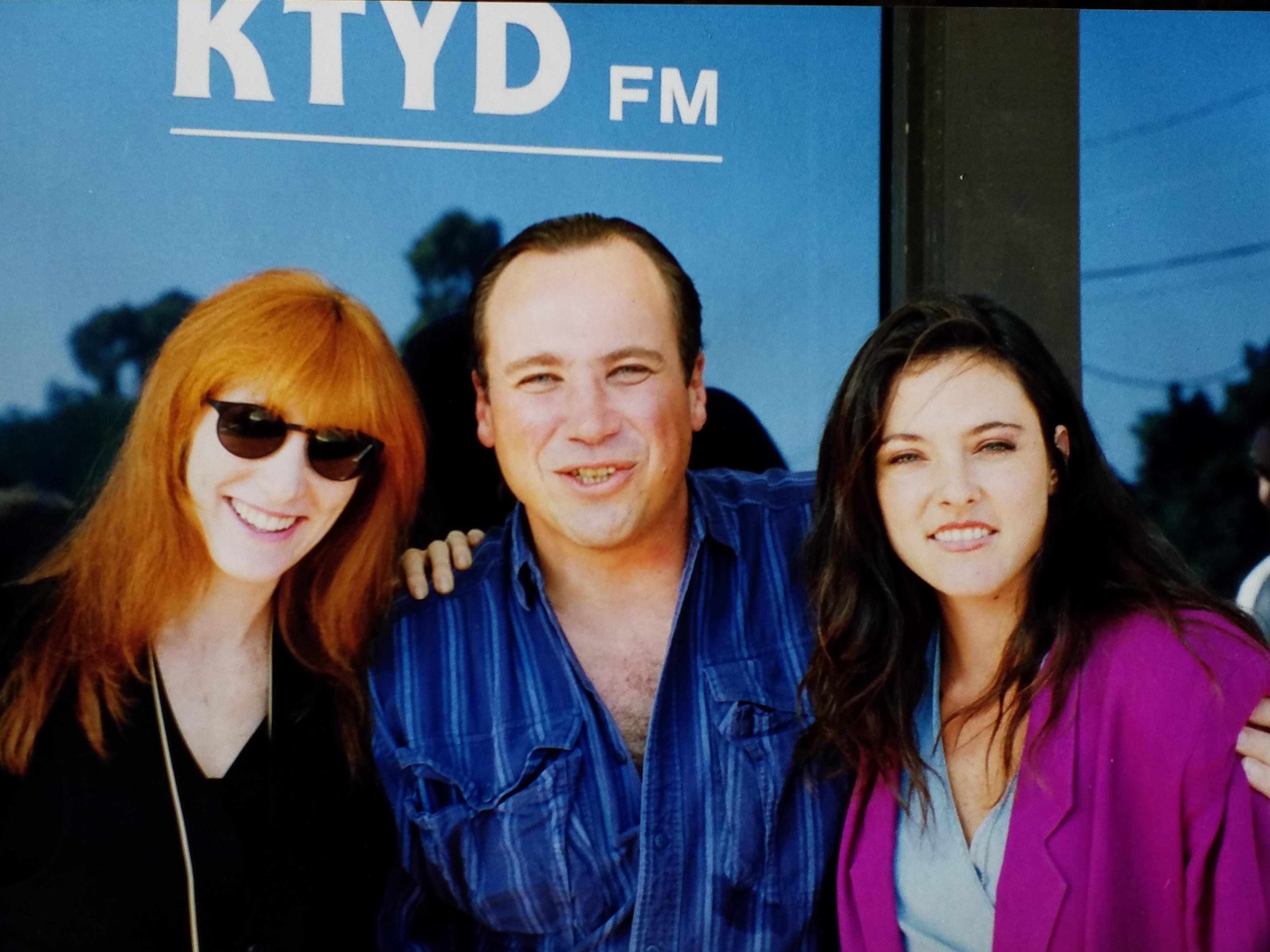 Patty Scialfa, Jeff Hanley & Me
