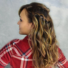 Waterfall braid for the bride to be.jpg