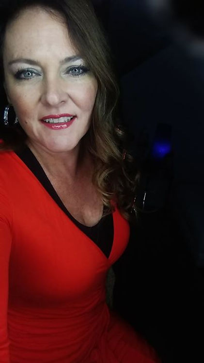 Saved this new red dress for date night